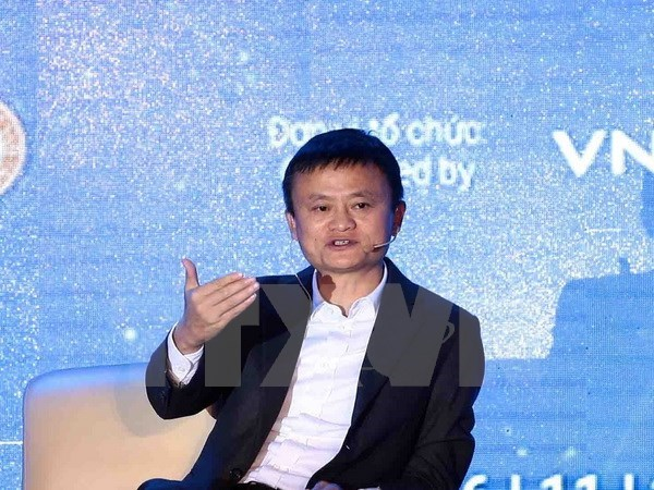 Billionaire Jack Ma talks with Vietnamese students, IT news, sci-tech news, vietnamnet bridge, english news, Vietnam news, news Vietnam, vietnamnet news, Vietnam net news, Vietnam latest news, Vietnam breaking news, vn news