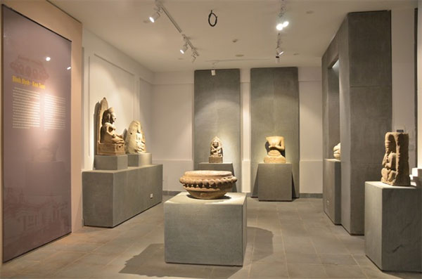 Da Nang Museum of Cham Sculpture, house Champa sculptures, 'Sa Huynh – Champa Ceramics', Vietnam economy, Vietnamnet bridge, English news about Vietnam, Vietnam news, news about Vietnam, English news, Vietnamnet news, latest news on Vietnam, Vietnam