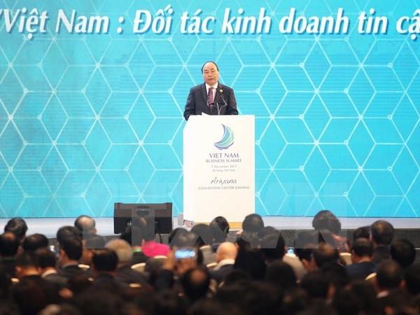 APEC 2017: PM attends Vietnam Business Summit, vietnam economy, business news, vn news, vietnamnet bridge, english news, Vietnam news, news Vietnam, vietnamnet news, vn news, Vietnam net news, Vietnam latest news, Vietnam breaking news