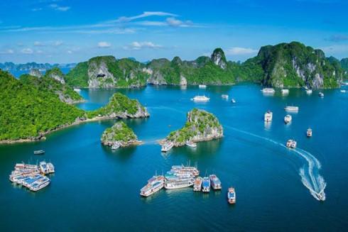 Press conference launches National Tourism Year 2018, travel news, Vietnam guide, Vietnam airlines, Vietnam tour, tour Vietnam, Hanoi, ho chi minh city, Saigon, travelling to Vietnam, Vietnam travelling, Vietnam travel, vn news