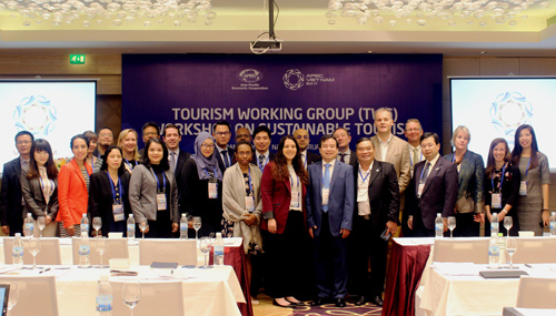 APEC 2017 promotes sustainable tourism in Asia-Pacific