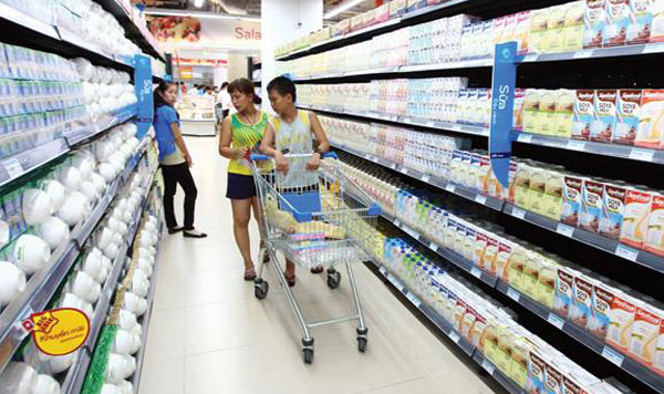 vietnam economy, business news, vn news, vietnamnet bridge, english news, Vietnam news, news Vietnam, vietnamnet news, vn news, Vietnam net news, Vietnam latest news, Vietnam breaking news, Vinamilk, dairy producer, fresh milk