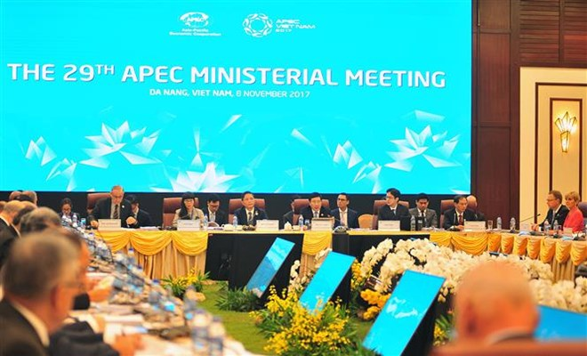 APEC 2017 Ministerial Meeting opens in Da Nang, vietnam economy, business news, vn news, vietnamnet bridge, english news, Vietnam news, news Vietnam, vietnamnet news, vn news, Vietnam net news, Vietnam latest news, Vietnam breaking news