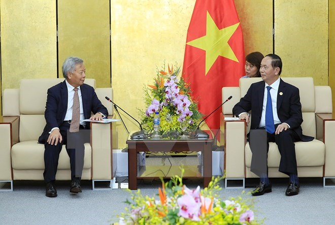 Vietnam wants AIIB to be effective regional development bank, Government news, Vietnam breaking news, politic news, vietnamnet bridge, english news, Vietnam news, news Vietnam, vietnamnet news, Vietnam net news, Vietnam latest news, vn news