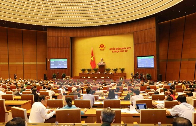NA adopts Resolution on 2018 socio-economic development plan, Government news, Vietnam breaking news, politic news, vietnamnet bridge, english news, Vietnam news, news Vietnam, vietnamnet news, Vietnam net news, Vietnam latest news, vn news