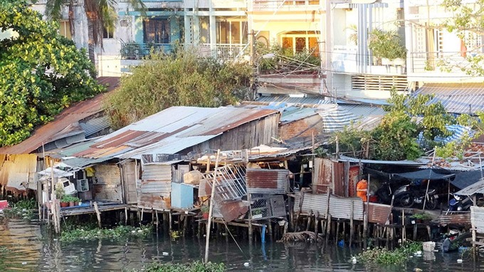 HCM City relocates households living on canals, renovates old apartment buildings, social news, vietnamnet bridge, english news, Vietnam news, news Vietnam, vietnamnet news, Vietnam net news, Vietnam latest news, vn news, Vietnam breaking news