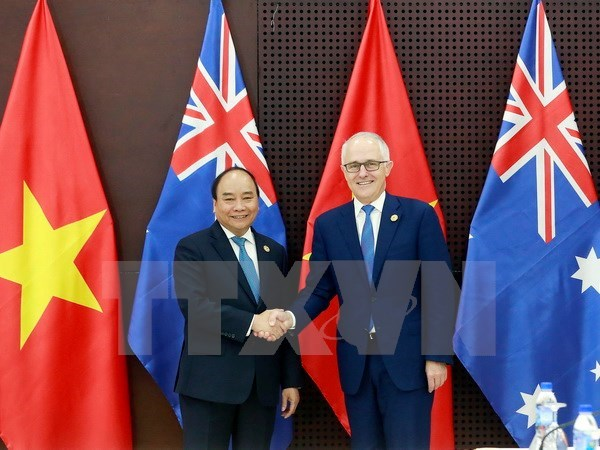 APEC 2017: Vietnam, Australia look towards strategic partnership, Government news, Vietnam breaking news, politic news, vietnamnet bridge, english news, Vietnam news, news Vietnam, vietnamnet news, Vietnam net news, Vietnam latest news, vn news