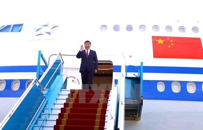 Xi's Vietnam visit to promote active trends of bilateral ties, Government news, Vietnam breaking news, politic news, vietnamnet bridge, english news, Vietnam news, news Vietnam, vietnamnet news, Vietnam net news, Vietnam latest news, vn news