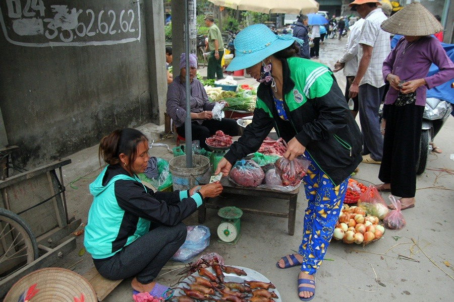 Hanoi farmers earn big during rat hunting season, social news, vietnamnet bridge, english news, Vietnam news, news Vietnam, vietnamnet news, Vietnam net news, Vietnam latest news, vn news, Vietnam breaking news