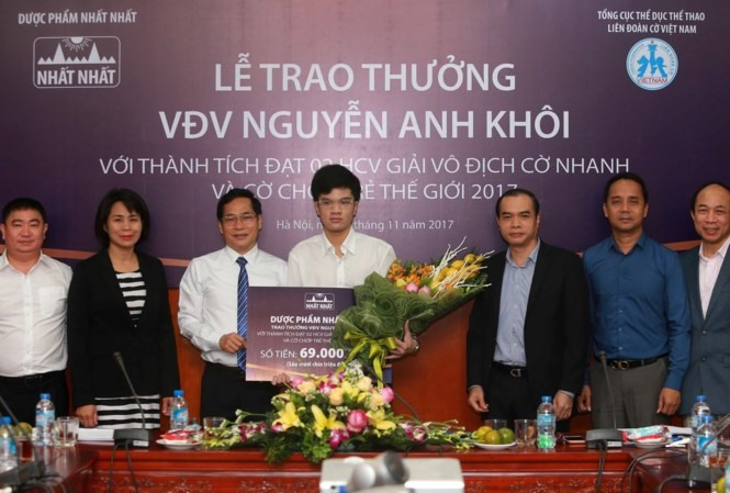 Khoi aims to become Int'l Grandmaster, Sports news, football, Vietnam sports, vietnamnet bridge, english news, Vietnam news, news Vietnam, vietnamnet news, Vietnam net news, Vietnam latest news, vn news, Vietnam breaking news