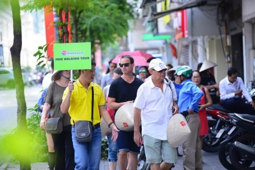 Hanoi hopes to welcome 23.83 million visitors in 2017, travel news, Vietnam guide, Vietnam airlines, Vietnam tour, tour Vietnam, Hanoi, ho chi minh city, Saigon, travelling to Vietnam, Vietnam travelling, Vietnam travel, vn news