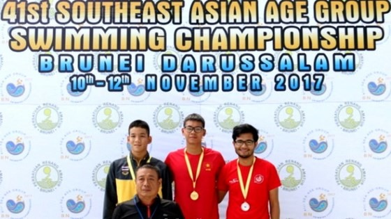 VN triumph at SEA age group swimming champs, Sports news, football, Vietnam sports, vietnamnet bridge, english news, Vietnam news, news Vietnam, vietnamnet news, Vietnam net news, Vietnam latest news, vn news, Vietnam breaking news