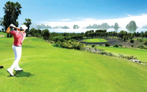 Vietnam earns reputation as leading golf destination, travel news, Vietnam guide, Vietnam airlines, Vietnam tour, tour Vietnam, Hanoi, ho chi minh city, Saigon, travelling to Vietnam, Vietnam travelling, Vietnam travel, vn news