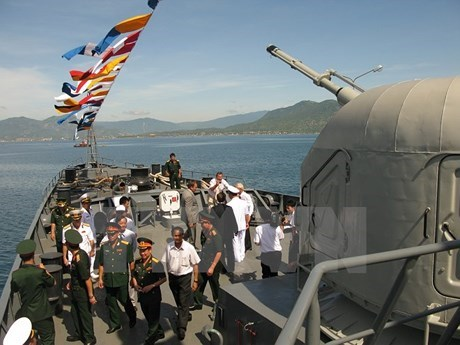 Vietnam attends first ASEAN multilateral naval drill, Government news, Vietnam breaking news, politic news, vietnamnet bridge, english news, Vietnam news, news Vietnam, vietnamnet news, Vietnam net news, Vietnam latest news, vn news