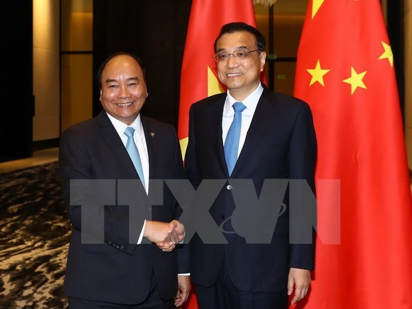 Vietnamese, Chinese prime ministers hold meeting in Manila, Government news, Vietnam breaking news, politic news, vietnamnet bridge, english news, Vietnam news, news Vietnam, vietnamnet news, Vietnam net news, Vietnam latest news, vn news