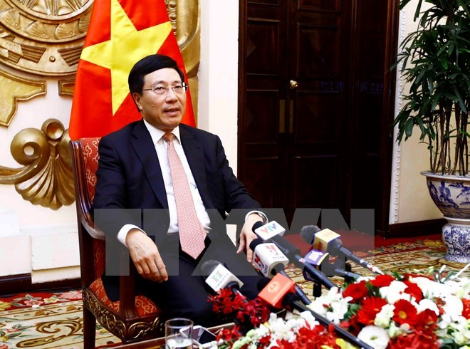 APEC 2017 a comprehensive success: Deputy PM Pham Binh Minh, Government news, Vietnam breaking news, politic news, vietnamnet bridge, english news, Vietnam news, news Vietnam, vietnamnet news, Vietnam net news, Vietnam latest news, vn news