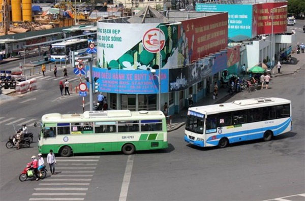 HCM City, bus services, Vietnam economy, Vietnamnet bridge, English news about Vietnam, Vietnam news, news about Vietnam, English news, Vietnamnet news, latest news on Vietnam, Vietnam