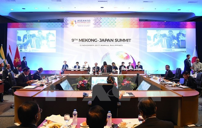 Vietnam leader calls for stronger ties at Mekong-Japan, ASEAN-UN summits, Government news, Vietnam breaking news, politic news, vietnamnet bridge, english news, Vietnam news, news Vietnam, vietnamnet news, Vietnam net news, Vietnam latest news, vn news