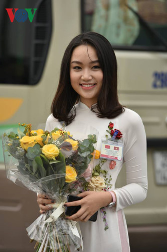 Students in the limelight after meeting heads of state, and Jack Ma, social news, vietnamnet bridge, english news, Vietnam news, news Vietnam, vietnamnet news, Vietnam net news, Vietnam latest news, vn news, Vietnam breaking news