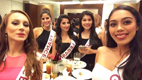 VN's representative shows up gracefully at Miss Asia Pacific International, entertainment events, entertainment news, entertainment activities, what's on, Vietnam culture, Vietnam tradition, vn news, Vietnam beauty, news Vietnam, Vietnam news, Vietnam net