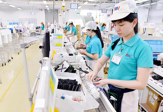 First export processing zone spotlight in HCM City, vietnam economy, business news, vn news, vietnamnet bridge, english news, Vietnam news, news Vietnam, vietnamnet news, vn news, Vietnam net news, Vietnam latest news, Vietnam breaking news