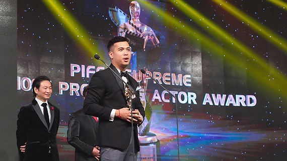 Vietnamese actor shines at PIFFA Supreme Awards, entertainment events, entertainment news, entertainment activities, what's on, Vietnam culture, Vietnam tradition, vn news, Vietnam beauty, news Vietnam, Vietnam news, Vietnam net news, vietnamnet news, vi