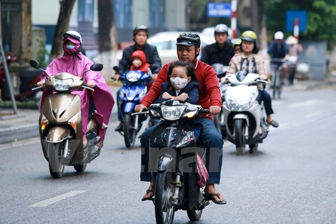 Hanoi gets cool during weekend, social news, vietnamnet bridge, english news, Vietnam news, news Vietnam, vietnamnet news, Vietnam net news, Vietnam latest news, vn news, Vietnam breaking news