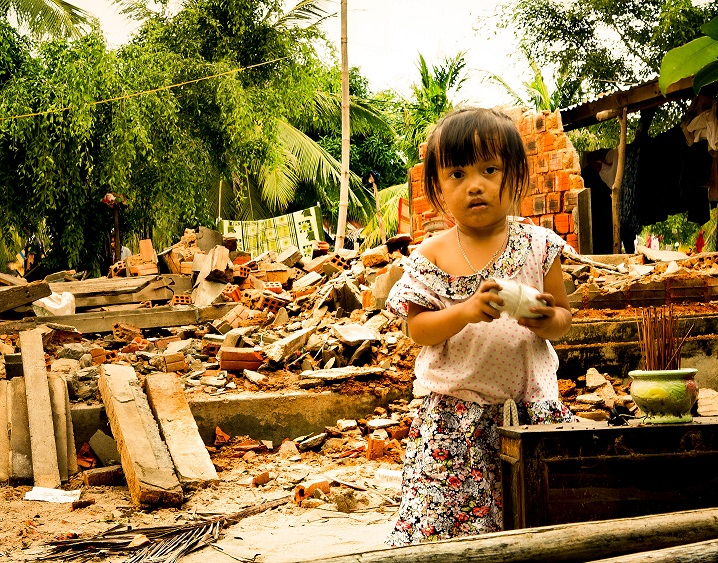 150,000 children still at risk of malnutrition over a week after typhoon Damrey , social news, vietnamnet bridge, english news, Vietnam news, news Vietnam, vietnamnet news, Vietnam net news, Vietnam latest news, vn news, Vietnam breaking news