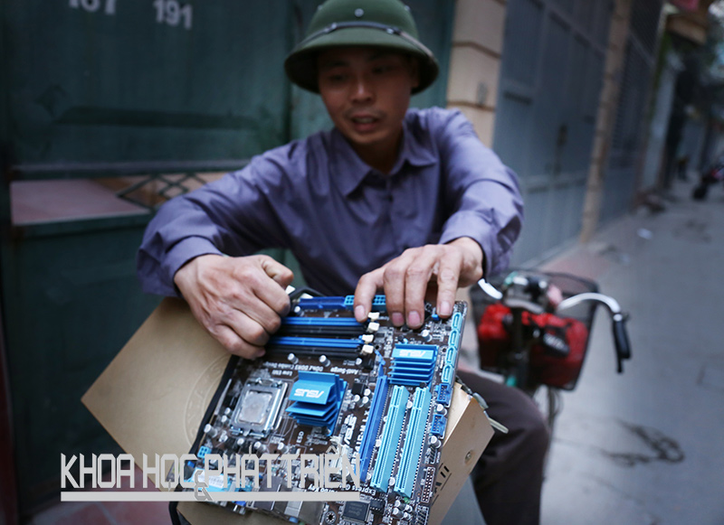 How can Vietnam turn e-waste into commodities?