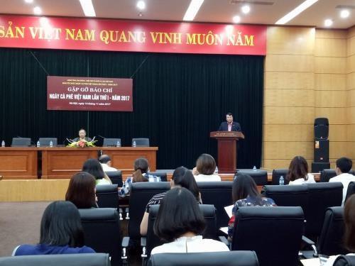 First Vietnam Coffee Day slated for December, vietnam economy, business news, vn news, vietnamnet bridge, english news, Vietnam news, news Vietnam, vietnamnet news, vn news, Vietnam net news, Vietnam latest news, Vietnam breaking news