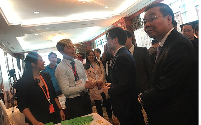 Techfest Vietnam 2017 opens in Hanoi, IT news, sci-tech news, vietnamnet bridge, english news, Vietnam news, news Vietnam, vietnamnet news, Vietnam net news, Vietnam latest news, Vietnam breaking news, vn news