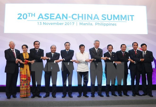 ASEAN, China agree to protect marine environment in East Sea, Government news, Vietnam breaking news, politic news, vietnamnet bridge, english news, Vietnam news, news Vietnam, vietnamnet news, Vietnam net news, Vietnam latest news, vn news