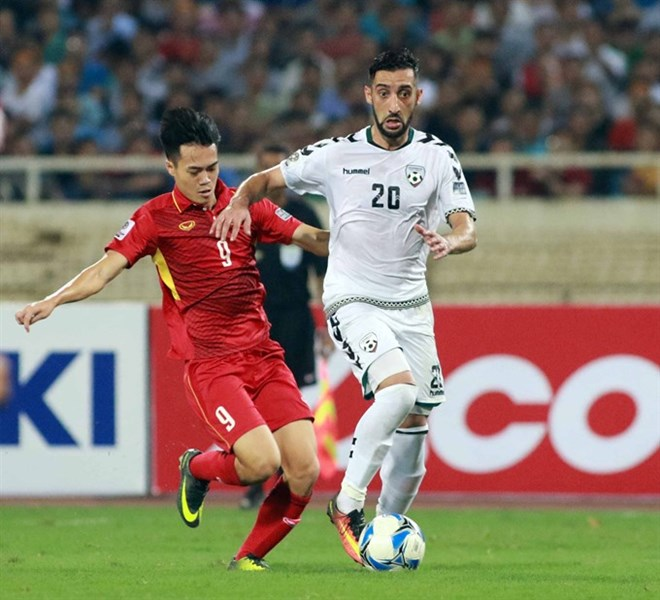 Vietnam draw with Afghanistan, qualify for 2019 Asian Cup, Sports news, football, Vietnam sports, vietnamnet bridge, english news, Vietnam news, news Vietnam, vietnamnet news, Vietnam net news, Vietnam latest news, vn news, Vietnam breaking news