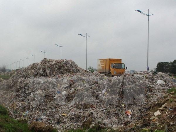 Bac Kan investigates illegal hazardous dumps, Vietnam environment, climate change in Vietnam, Vietnam weather, Vietnam climate, pollution in Vietnam, environmental news, sci-tech news, vietnamnet bridge, english news, Vietnam news, news Vietnam, vietnamne
