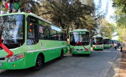 HCM City buys more diesel buses as only four CNG-bus refuel stations are open, social news, vietnamnet bridge, english news, Vietnam news, news Vietnam, vietnamnet news, Vietnam net news, Vietnam latest news, vn news, Vietnam breaking news