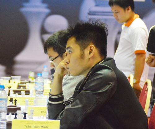 Vietnam's Tran Tuan Minh still in leading position at U20 event