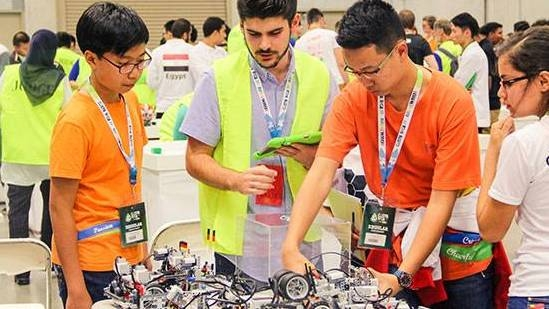 Vietnamese students reap high results at int'l robot competition, Vietnam education, Vietnam higher education, Vietnam vocational training, Vietnam students, Vietnam children, Vietnam education reform, vietnamnet bridge, english news, Vietnam news, news V