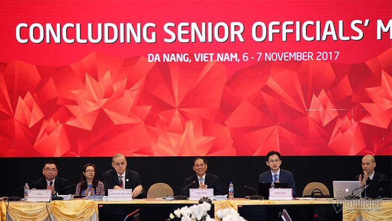 2017 APEC Economic Leaders' Week officially begins