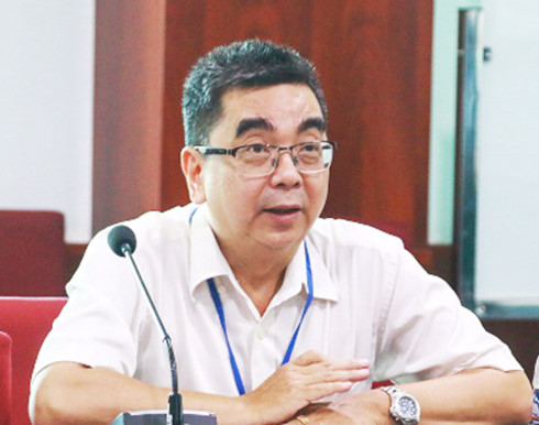 Vietnam's first member of Academy of Overseas Sciences