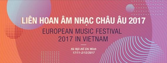 European Music Festival 2017 returns to Hanoi & HCMC