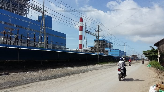 Coal-fired power plants serving industry worsening pollution