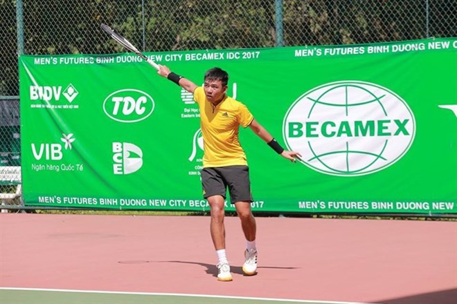Ly Hoang Nam qualifies for Vietnam F2 quarters