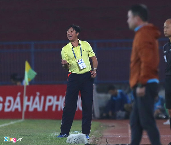 V.League coaches to depart from their clubs