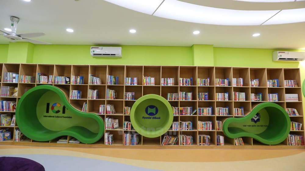 First 'five-star' library for children opens in Vietnam, Vietnam education, Vietnam higher education, Vietnam vocational training, Vietnam students, Vietnam children, Vietnam education reform, vietnamnet bridge, english news, Vietnam news, news Vietnam, v