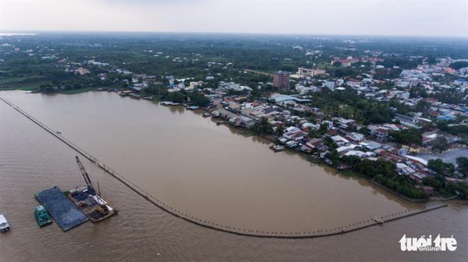 PM concerned about fruit park river encroachment, environmental news, sci-tech news, vietnamnet bridge, english news, Vietnam news, news Vietnam, vietnamnet news, Vietnam net news, Vietnam latest news, Vietnam breaking news, vn news
