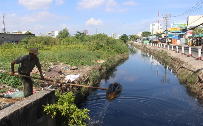 HCM City sets environmental protection legal framework, environmental news, sci-tech news, vietnamnet bridge, english news, Vietnam news, news Vietnam, vietnamnet news, Vietnam net news, Vietnam latest news, Vietnam breaking news, vn news