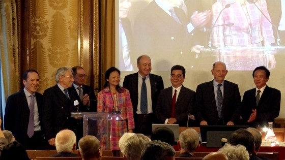 Vietnamese scientist becomes official member of French Academy of Overseas Sciences