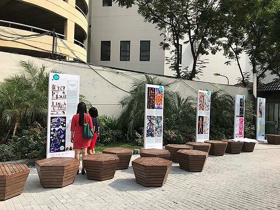Rivers of the World Exhibition 2017 opened