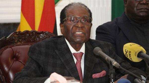 Zimbabwe latest, President Robert Mugabe, Military leaders