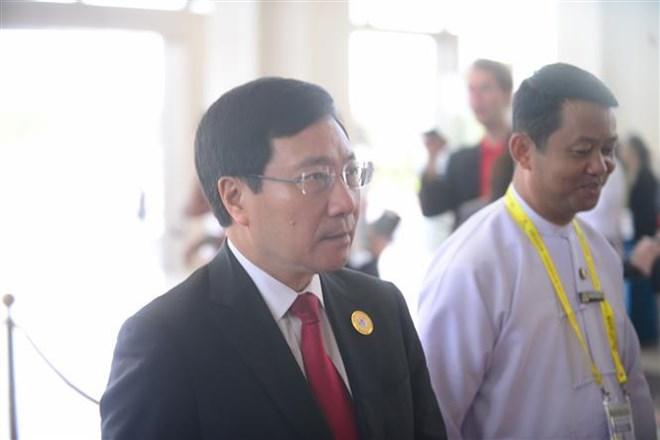 Vietnam urges building of vision for responsible ASEM
